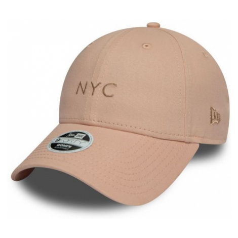 New Era 9FORTY W NYC rosa - Damen Cap