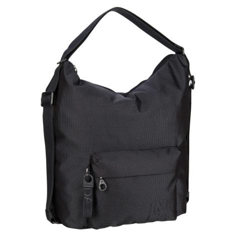 Mandarina Duck Handtasche MD20 Hobo Backpack QMT09 Steel (16.3 Liter)
