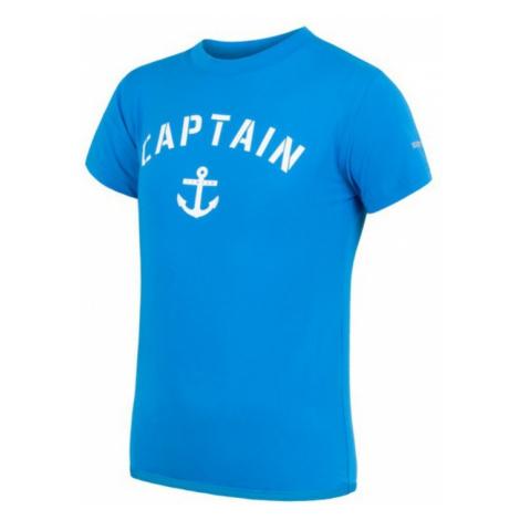 Kinder T-Shirt Sensor COOLMAX FRESH PT ANKER blue 17100042