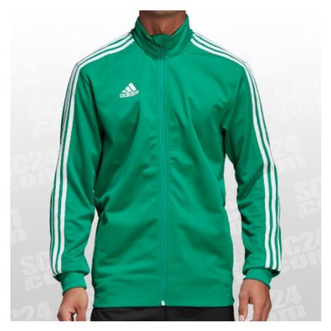 Adidas Tiro 19 Training Jacket grün/weiss Größe XL