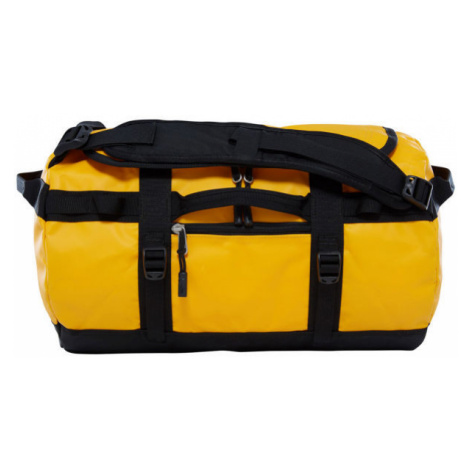 The North Face BASE CAMP DUFFEL-XS gelb - Sporttasche