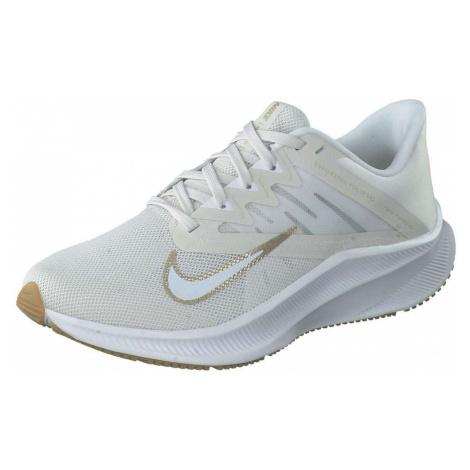 Nike Quest 3 Running Damen beige