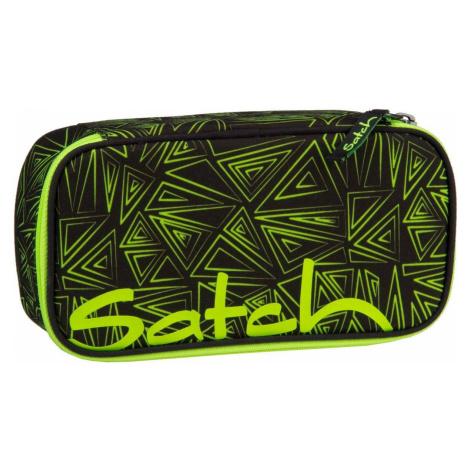 Satch Federmappe satch Schlamperbox Green Bermuda (1.3 Liter)