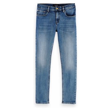 Scotch & Soda Jeans Men SKIM 153490 Mittelblau 3422 The Still Life