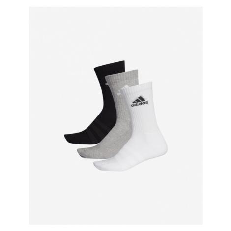 adidas Performance 3 Paar Socken Schwarz