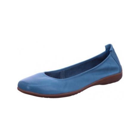 Damen Josef Seibel Ballerinas blau