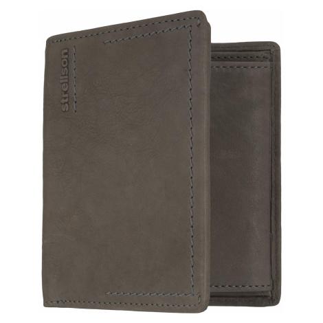 Unisex Strellson Handtaschen grau norton billfold v8