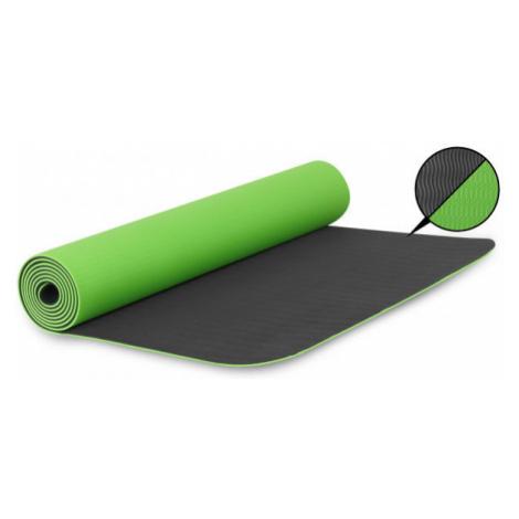 Fitforce YOGA MAT 180X61X0,4 grün - Yogamatte