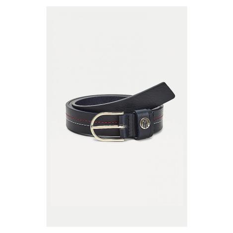 Tommy Hilfiger Gürtel Classic Belt 2.5 cm breit Corporate Blau Länge 80 cm