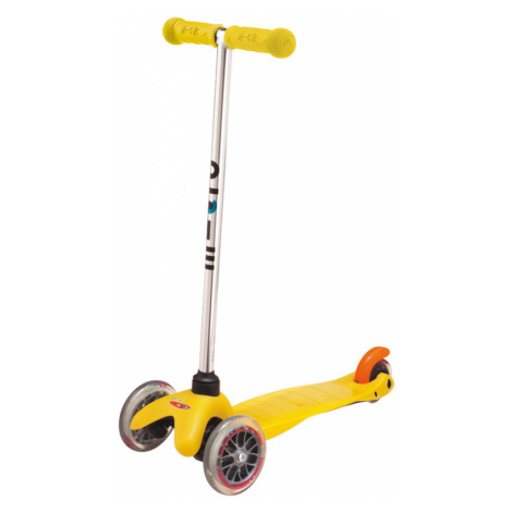 Scooter Mini Micro Yellow