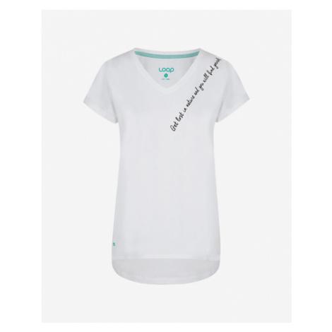 Loap Abaka T-Shirt Weiß