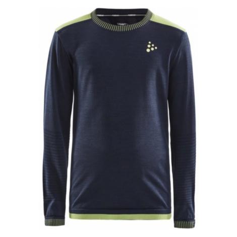 T-Shirt CRAFT Sicherungsstrick Comfort 1906633-B396618 dark  blue