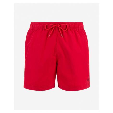 Tommy Hilfiger Medium Drawstring Swimsuit Rot