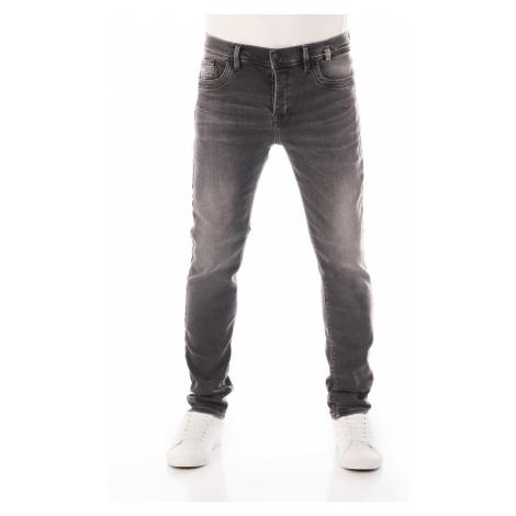 Ltb Herren Jeans Servando Xd - Tapered Fit - Grau - Dalton Wash