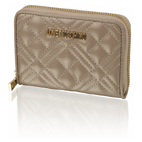 LOVE MOSCHINO New quilted shiny