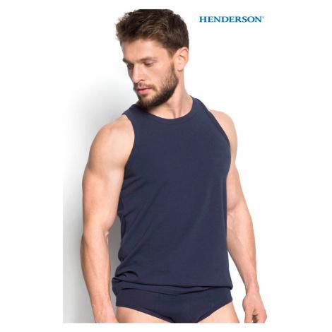 Herren T-Shirts 18732 Brass blue Esotiq & Henderson