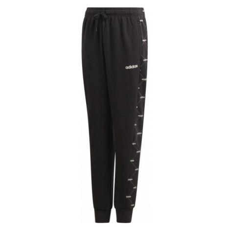 adidas YB CF PANT schwarz - Jungen Trainingshose