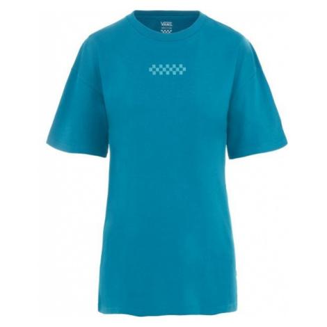 Vans WM OVERTIME OUT blau - Damen Shirt
