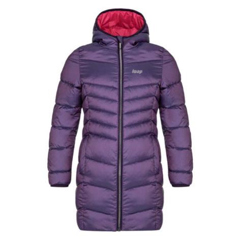 Loap IDUZIE violett - Mädchen Wintermantel