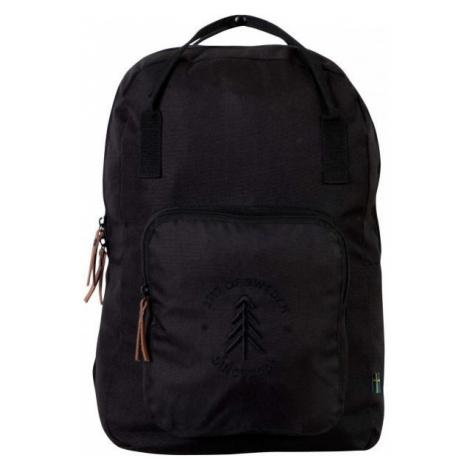2117 STEVIK 20 schwarz - Stylischer Rucksack