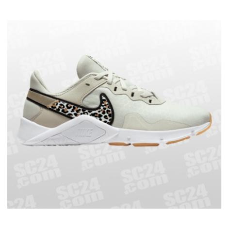Nike Legend Essential 2 Premium Women beige/schwarz Größe 36,5