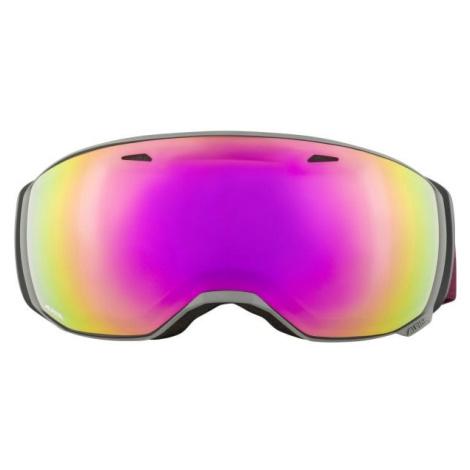 Alpina Sports ESTETICA HM grau - Unisex Skibrille