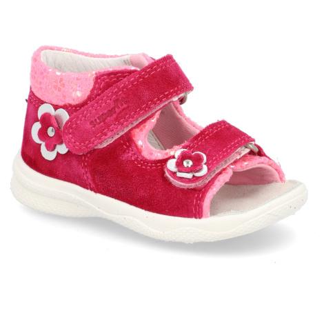Rosa sandalen für mädchen