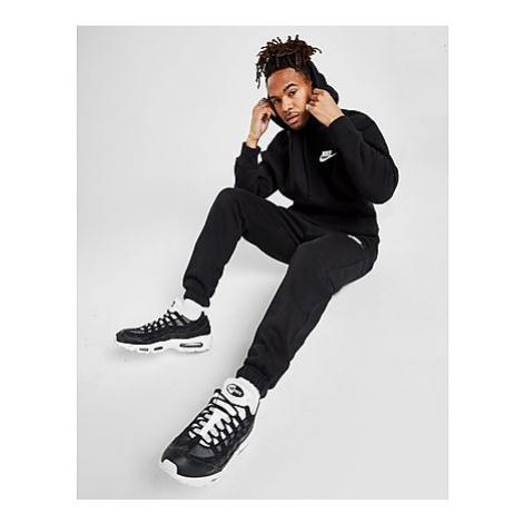 Nike Sportswear City Edition Fleece-Trainingsanzug Herren - Black/White - Herren, Black/White