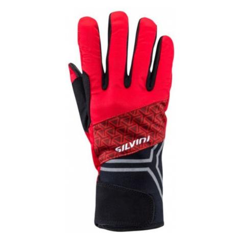 Winter Handschuhe Silvini Arno UA1307 red