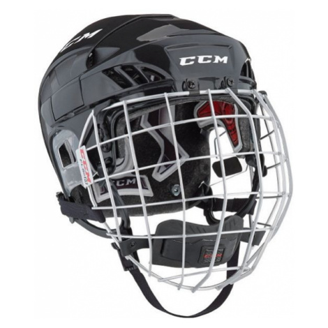 CCM FL60C SR COMBO schwarz - Hockey Helm