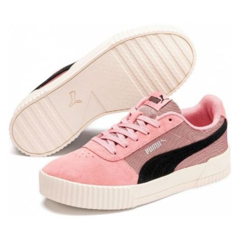 Puma CARINA LUX SD rosa - Damen Sneaker