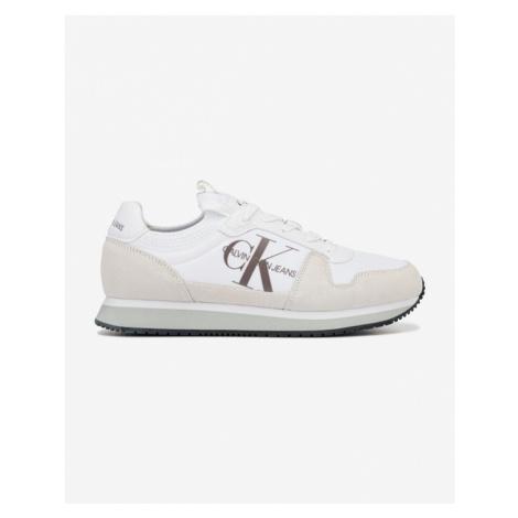 Calvin Klein Tennisschuhe Weiß