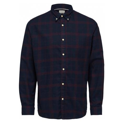 Selected Homme Herren Freizeithemd Slhslimflannel Shirt - Slim Fit