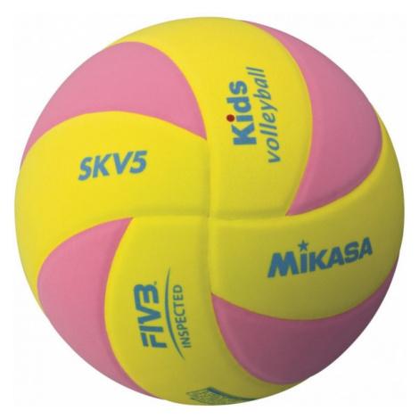 Mikasa SKV5 gelb - Kinder Volleyball