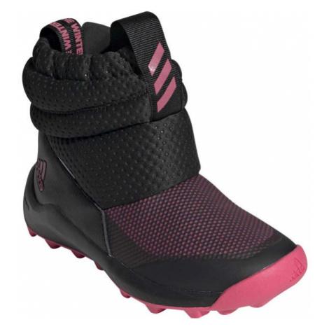 adidas RAPIDASNOW C schwarz - Winterschuhe für Kinder