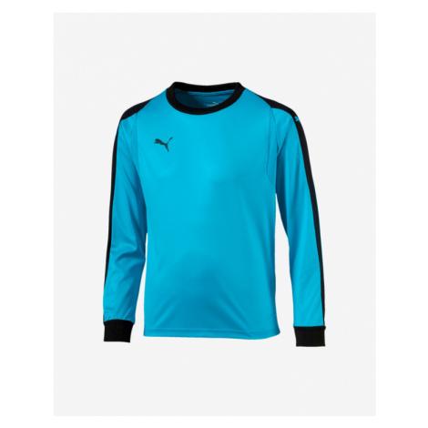 Puma Liga Kinder  T‑Shirt Blau