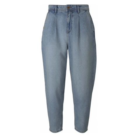 TOM TAILOR DENIM Herren Balloon Fit Jeans, blau