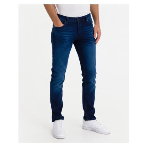 Jack & Jones Glenn Original Indigo Knit Jeans Blau