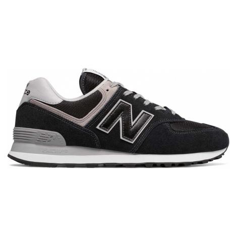 New Balance Sneaker Herren ML574EGK Schwarz Black