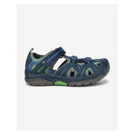 Merrell Hydro Hiker Outdoor Sandalen Kinder Blau