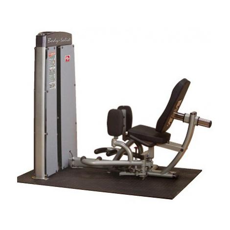 """Body-Solid Ad- und Abduktorenmaschine """"Pro Dual"""", Gewichtsblock 140 kg"""