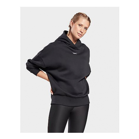 Reebok retro oversize hoodie - Black - Damen, Black