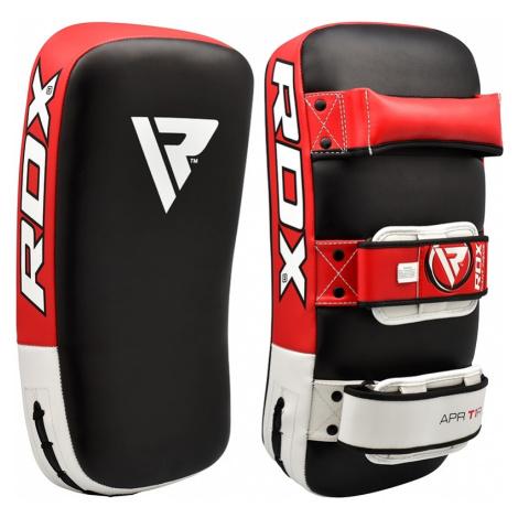 RDX T1 Gekrümmte Unterarmpratze Rot