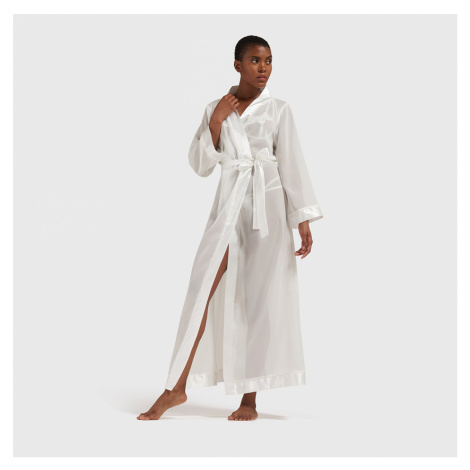 Marcella Langer Kimono Elfenbeinfarben