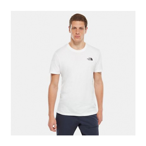 The North Face Herren Simple Dome T-shirt Tnf White