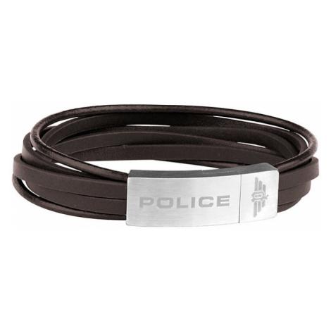 Police Herrenarmband Gozo PJ26345BLSC.02-L