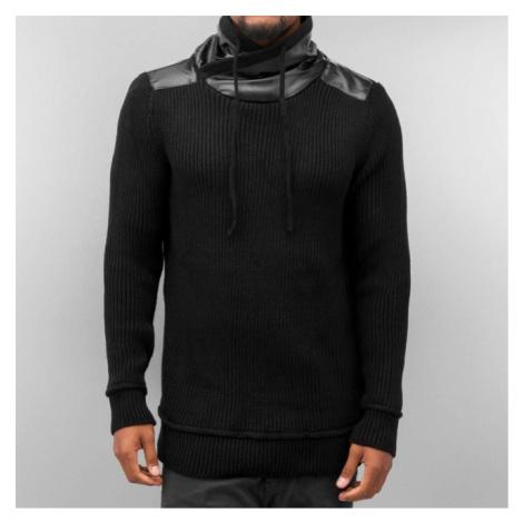 Bangastic Knitted Sweater Black