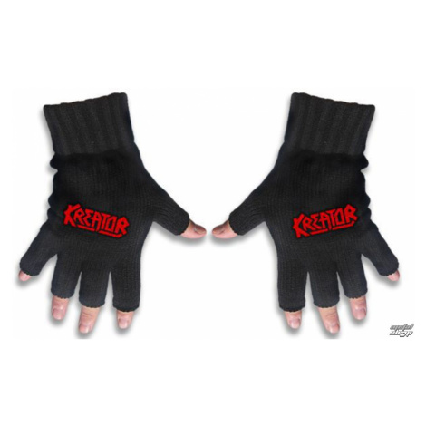 Handschuhe Fingerlos Kreator - LOGO - RAZAMATAZ - FG048