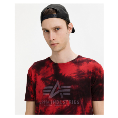 Alpha Industries T-Shirt Rot