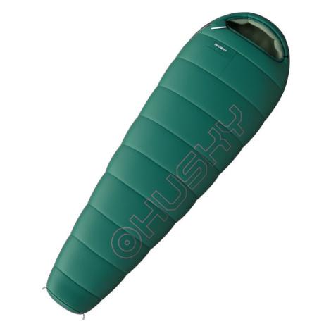 Schlafsack Husky Musset Short -3°C green